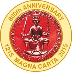 Magna Carta 800th Logo